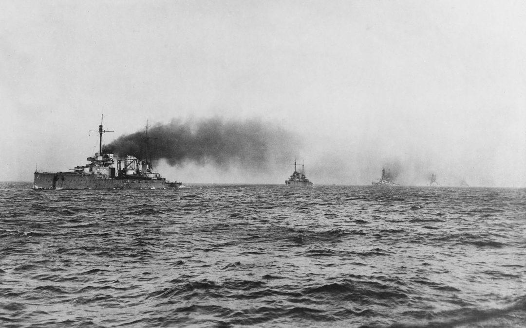Historie Scapa Flow