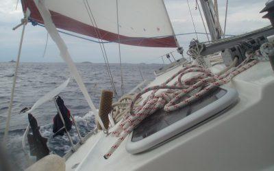 Chorvatsko – Rogoznice 6/2009 a 6/2010 – jachta a kurzy potápění