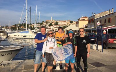 Wreck tech diving – Vrsar / Istrie / Croatia 2016