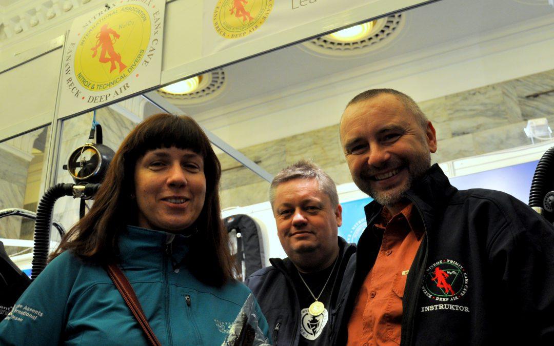 Warszawa 2013 – kongres / výstava potápění