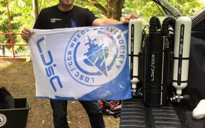 Nová vlajka LDsC a testy CCR