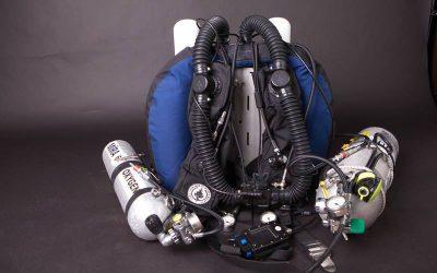 Testování nového rebreatheru LDsC/CCR – Bořená hora 2015
