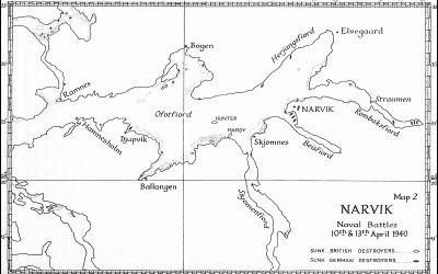 Vraky Norsko – Narvik od Ray Diving